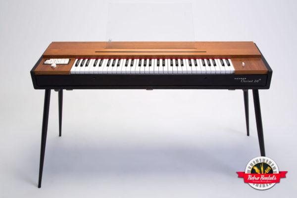 Clavinet D-6 wood 2