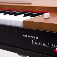 Clavinet D-6 wood 6