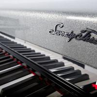 Fender Rhodes 1967 Silvertop 73 1