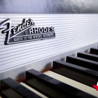 Fender Rhodes 1971 Suitcase 73 1