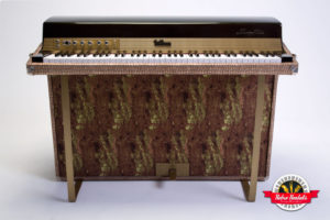 Fender Rhodes 1974 Solid Gold Suitcase 73 3
