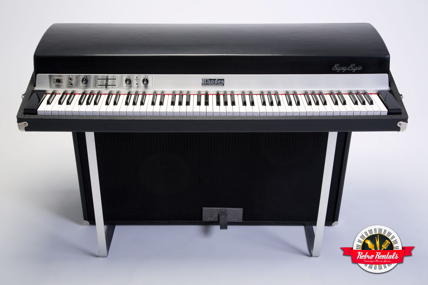 1978 fender rhodes suitcase 88 key retro rentals. Black Bedroom Furniture Sets. Home Design Ideas