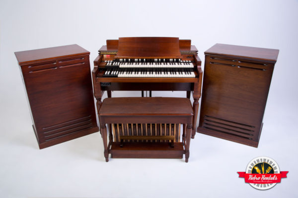 Hammond B-3 organ Leslie 122 147 both 1