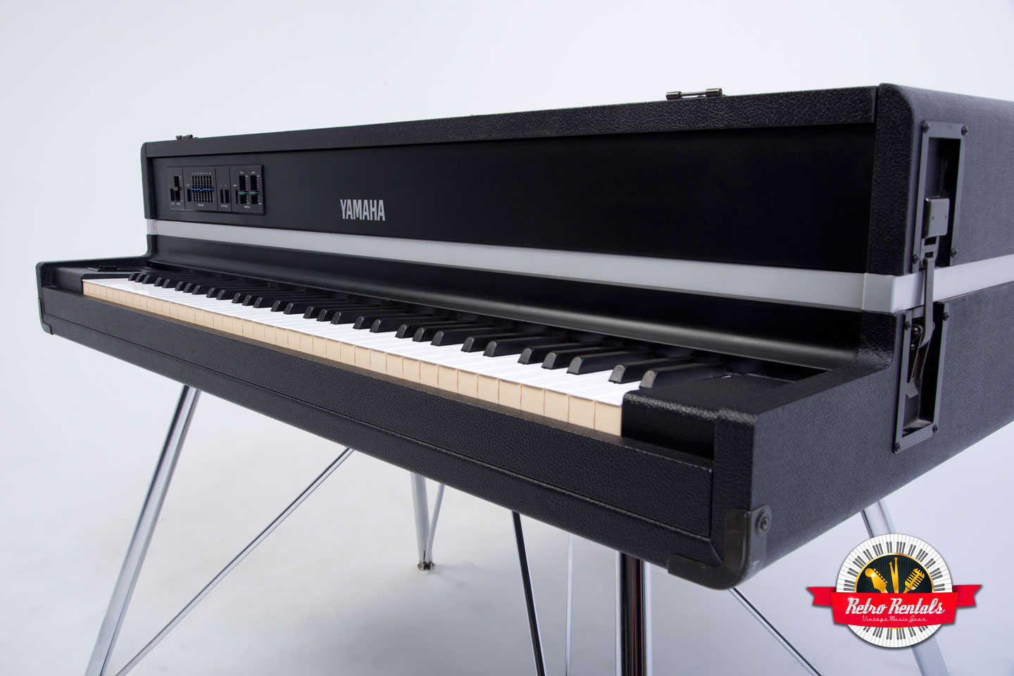Yamaha cp 70m midi piano 73 key retro rentals for Yamaha piano keyboard models
