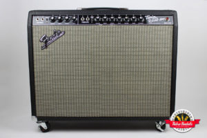1966 Fender Twin vintage blackface amp