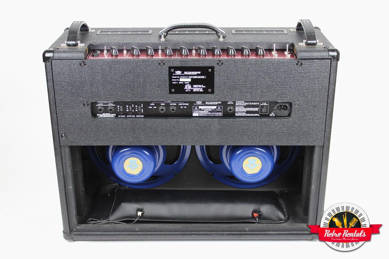 Vox AC30 Custom Classic - GuitarPlayer.com